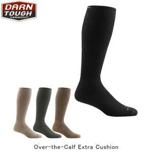 ダーンタフバーモント メンズ メリノウール ソックス 靴下 T4050 タクティカル オーバーカフ エクストラクッション DAR19444050 国内正規品|hikyrm