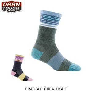 ダーンタフバーモント レディース ウィメンズ ソックス 靴下 6006 フラジールクルーライト DAR19446006 国内正規品|hikyrm