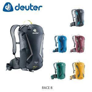 ドイター リュック バックパック レース 8L 自転車 自転車用バッグ 通勤 通学 RACE deuter 3207018 DEU3207018|hikyrm