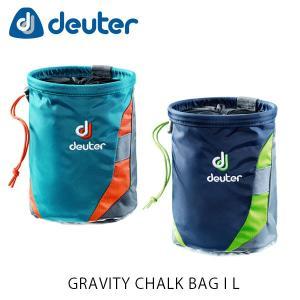 ドイター グラビティ チョークバッグ IL GRAVITY CHALK BAG I L クライミングギア deuter 3391117 DEU3391117|hikyrm