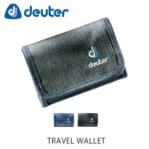 ドイター トラベルワレット TRAVEL WALLET 財布 コインケース deuter 3942616 DEU3942616|hikyrm