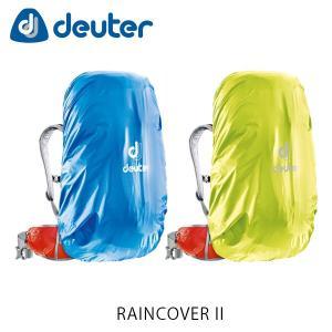 ドイター レインカバーII RAINCOVER II ザック用レインカバー 30〜50L用 deuter 39530 DEU39530|hikyrm