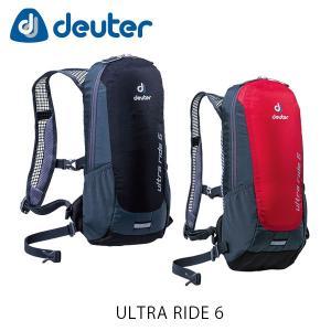 ドイター バックパック リュックサック ウルトラライド 6 6L 自転車 バイク ロードバイク サイクリング ULTRA RIDE 6 deuter 4200816 DEU4200816|hikyrm