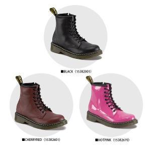 ドクターマーチン キッズ ブーツ 8ホール CORE DM J ローカット 子供用ブーツ 靴 くつ クツ 子ども 8EYE CORE DM J BOOT Dr.Martins DRM15382 国内正規品 hikyrm 03