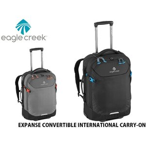 イーグルクリーク EagleCreek キャリーバッグ 2WAY エクスパンスコンバーチブルインターナショナルキャリーオン 11862179  EAG11862179|hikyrm