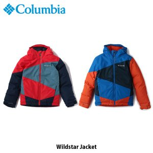 Columbia コロンビア キッズ ワイルドスター ジャケット Wildstar Jacket 防水透湿 ジャケット スキー スノーボード EB0011 国内正規品|hikyrm
