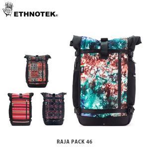 エスノテック ETHNOTEK バックパック リュック Raja Pack 46 ラージャ パック 46 カバン 鞄 ETH19730016|hikyrm