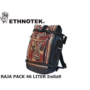 ETHNOTEK エスノテック バックパック Raja Pack 46 India9 ラージャパック 46 インディア9 19730016007014 ETH19730016007014|hikyrm