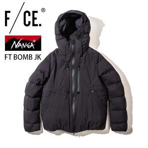 エフシーイー ナンガ F/CE. × NANGA FT ボムジャケット メンズ ダウンジャケット FT BOMB JK アウター F1802NA0023|hikyrm