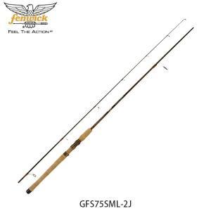 フェンウィック fenwick ミノーイング用ロッド 釣り竿 GFS75SML-2J ミノーイング トラウト スピニング フィッシング 12502027540 FEN4930843438189|hikyrm