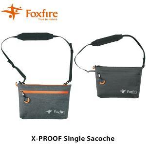 フォックスファイヤー Foxfire X-PROOFシングルサコッシュ X-PROOF Single SaCoChe 5021831 FOX5021831 hikyrm