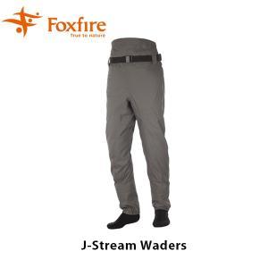 Foxfire フォックスファイヤー フィッシングギア メンズ J-Stream Waders J−Streamウェダー 5023671 FOX5023671|hikyrm