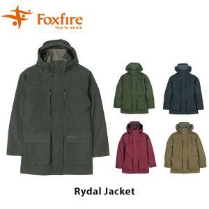 フォックスファイヤー Foxfire メンズ ライダルジャケット アウター ジャケット ハーフコート 防寒 ゴアテックス GORE-TEX 防水 通勤 Rydal Jacket FOX5113873|hikyrm