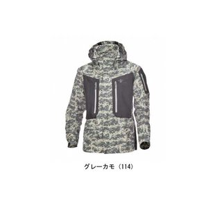 Foxfire フォックスファイヤー ジャケット メンズ Stormy DS Camouflage Jacket  ストーミーDSカモジャケット 5213622 FOX5213622|hikyrm