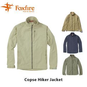 フォックスファイヤー Foxfire メンズ カプスハイカージャケット アウター 撥水 ハイキング 登山 ファッション アウトドア キャンプ フェス 男性用 FOX5213725|hikyrm