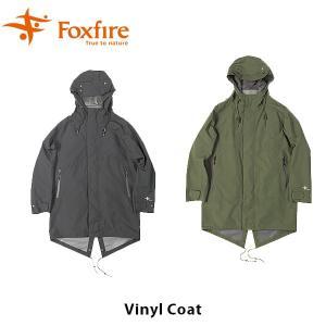 フォックスファイヤー Foxfire メンズ ヴァイナルコート Vinyl Coat 5213859 FOX5213859|hikyrm