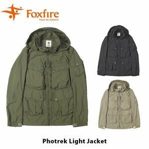 フォックスファイヤー Foxfire メンズ フォトレックライトジャケット アウター ジャケット 登山 ファッション ハイキング FOX5213986 国内正規品|hikyrm