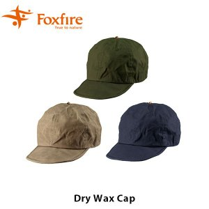 フォックスファイヤー Foxfire メンズ レディース ドライワックスキャップ 帽子 ハット キャップ ワックスクロス クラシック 折りたたみ 登山 FOX5522972|hikyrm