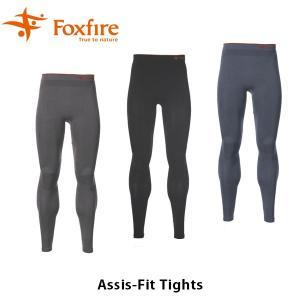 フォックスファイヤー スパッツ メンズ アシスフィットタイツ Foxfire Assis Fit Tights 5615761 FOX5615761 国内正規品|hikyrm