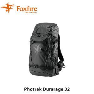 フォックスファイヤー Foxfire バッグパック 32L フォトレック デュラレージ32 Photrek Durarage 32 5721743 FOX5721743|hikyrm