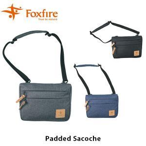 フォックスファイヤー Foxfire パテッドサコッシュ バッグ かばん アウトドアギア 登山 アウトドア ハイキング メンズ レディース PadDed SaCoChe FOX5721883 hikyrm