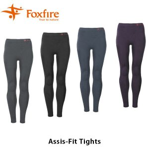 フォックスファイヤー スパッツ レディース アシスフィットタイツ Foxfire Assis Fit Tights 8015796 FOX8015796 国内正規品|hikyrm