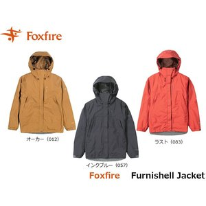 フォックスファイヤー Foxfire レディース ファニシェルジャケット アウター ゴアテックス GORE-TEX 防水 登山 キャンプ 山ガール FOX8113768 国内正規品|hikyrm