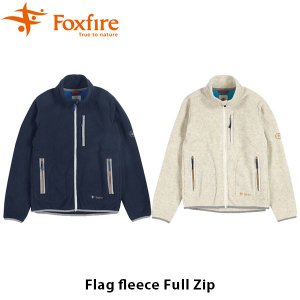 フォックスファイヤー Foxfire レディース フラグフリースフルジップ トップス アウター ミッドレイヤー ミドルレイヤー 登山 ハイキング FOX8113893 国内正規品|hikyrm