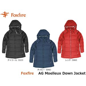 フォックスファイヤー Foxfire レディース AGモワルーダウンジャケット 中綿 羽毛 防寒 アウター 登山 トレッキング 山登り 山ガール FOX8113895 国内正規品|hikyrm