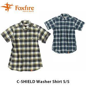 フォックスファイヤー Foxfire レディース CシールドワッシャーシャツS/S C-SHIELD Washer Shirt S/S 8212813 FOX8212813|hikyrm