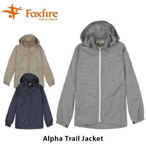 フォックスファイヤー ジャケット レディース アルファトレイルジャケット Foxfire Alpha Trail Jacket 8213706 FOX8213706 国内正規品|hikyrm
