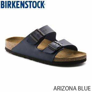 ビルケンシュトック メンズ レディース サンダル アリゾナ ARIZONA BLUE ビルコフロー 幅狭 BIRKENSTOCK GC051753 国内正規品|hikyrm