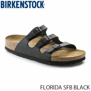 ビルケンシュトック メンズ レディース サンダル フロリダ FLORIDA SFB BLACK ビルコフロー 幅広 BIRKENSTOCK GC053011 国内正規品|hikyrm