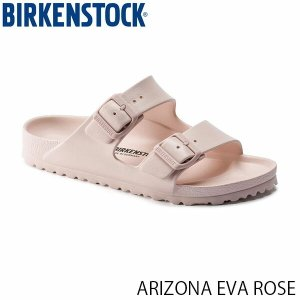 ビルケンシュトック レディース サンダル アリゾナ ARIZONA EVA ROSE EVA 幅狭 BIRKENSTOCK GE1014614 国内正規品|hikyrm
