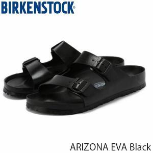 ビルケンシュトック サンダル メンズ アリゾナ ARIZONA EVA エヴァ エバ ビーチサンダル ぺたんこ おしゃれ 幅広 ブラック 黒 BIRKENSTOCK GE129421 国内正規品|hikyrm