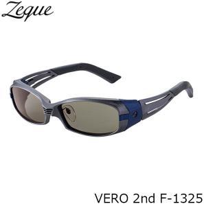 ジールオプティクス 偏光サングラス F-1325 VERO 2nd GUNMETAL×NAVY TRUEVIEW SPORTS フィッシング 偏光グラス 偏光レンズ ZEAL OPTICS GLE4580274166559|hikyrm