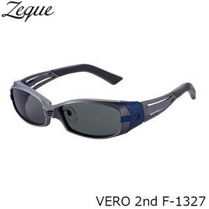 ジールオプティクス 偏光サングラス F-1327 VERO 2nd GUNMETAL×NAVY TRUEVIEW FOCUS フィッシング 偏光グラス 偏光レンズ ZEAL OPTICS GLE4580274166573|hikyrm