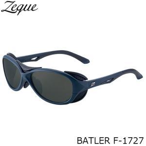ジールオプティクス 偏光サングラス F-1727 BATLER NAVY×BLACK TRUEVIEW FOCUS フィッシング 偏光グラス 偏光レンズ ZEAL OPTICS GLE4580274166672|hikyrm