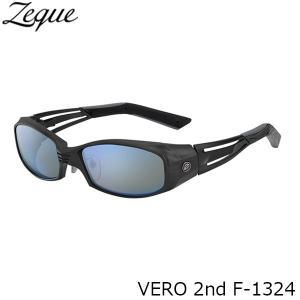 ジールオプティクス 偏光サングラス F-1324 VERO 2nd ALL MATTE BLACK TRUEVIEW SPORTS×BLUE MIRROR 偏光グラス 偏光レンズ ZEAL OPTICS GLE4580274166887|hikyrm