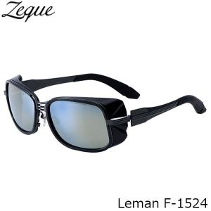 ジールオプティクス 偏光サングラス F-1524 Leman GUNMETAL×BLACK TRUEVIEW SPORTS×BLUE MIRROR 偏光グラス 偏光レンズ ZEAL OPTICS GLE4580274166931|hikyrm