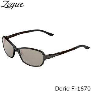 ジールオプティクス 偏光サングラス F-1670 Dorio BLACK×GRAY LITE SPORTS フィッシング 偏光グラス 偏光レンズ ZEAL OPTICS GLE4580274166986|hikyrm