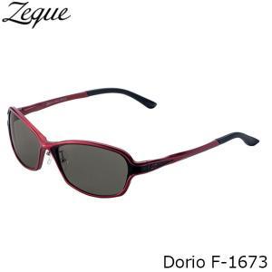 ジールオプティクス 偏光サングラス F-1673 Dorio RED×BLACK TRUEVIEW FOCUS フィッシング 偏光グラス 偏光レンズ ZEAL OPTICS GLE4580274167723|hikyrm