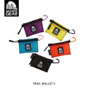 グラナイトギア GRANITE GEAR トレイルワレットS TRAIL WALLET S 小銭入れ コインケース ミニポーチ レディース メンズ キャンプ 2210900068 GRA2210900068|hikyrm