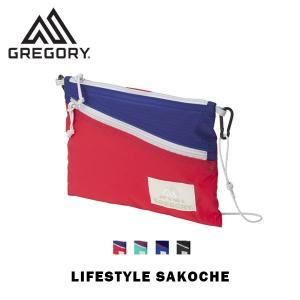 グレゴリー GREGORY ショルダーバック サコッシュ LT ライフスタイル LIFESTYLE SAKOCHE 1.5L メンズ レディース 斜めがけ フェス スマホ GRE85410 国内正規品 hikyrm