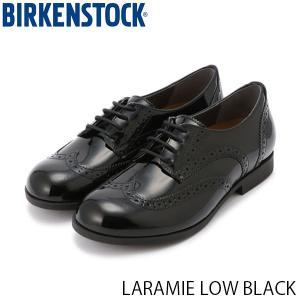 ビルケンシュトック レディース シューズ ララミー LARAMIE LOW BLACK パテントレザー 幅狭 BIRKENSTOCK GS1015429 国内正規品 hikyrm