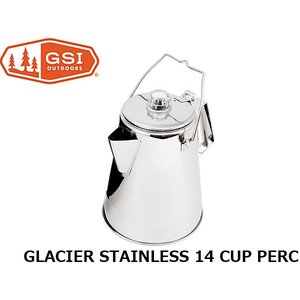 GSI ジーエスアイ ステンレスコニカルパーコレーター 14CUP 11870057000014 GSI11870057000014 hikyrm