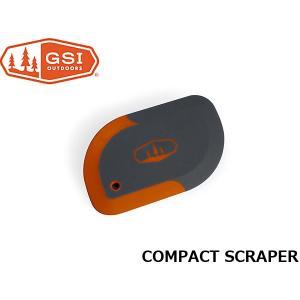 GSI ジーエスアイ 小型ヘラ コンパクトスクレイパー 11871919000000 GSI11871919000000 hikyrm