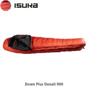 ISUKA イスカ 寝袋 ダウンプラスモデル デナリ 900 1585 ISU1585|hikyrm
