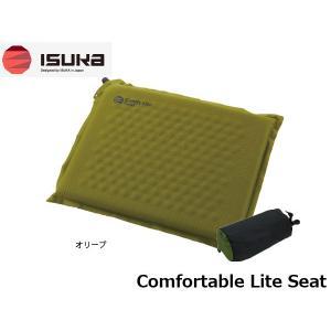 イスカ コンフィライト シート Comfortable Lite Seat 2072 ISUKA ISU2072 hikyrm