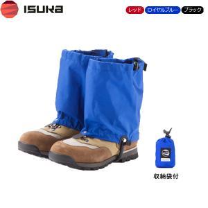 ISUKA イスカ ゲイター ウェザ−テック ショ−トスパッツ WEATHERTEC Short Gaiters 2472 ISU2472 国内正規品|hikyrm